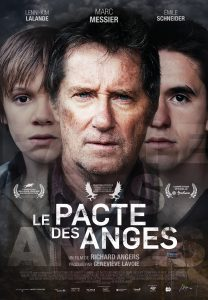 "Affiche du film ""Le pacte des anges"""