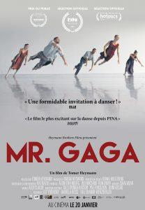 Affiche de Mr Gaga