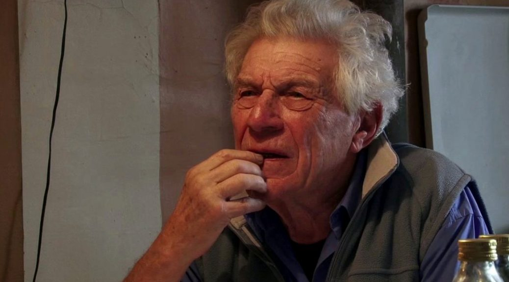 John Berger, dans The Seasons in Quincy: Four Portraits of John Berger