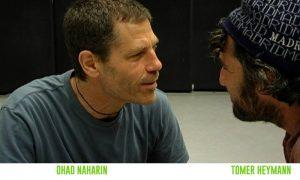 Naharin et Heymann