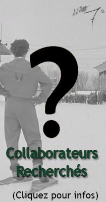Collaborateurs recherchés - Les raquetteurs