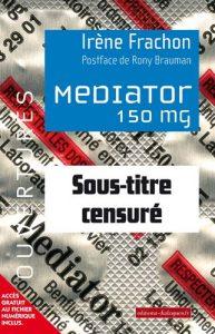 """Couverture du livre """"Mediator 150 mg"""""""