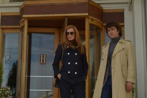 Dalida (Sveva Alviti) et Orlando (Riccardo Scamarcio)