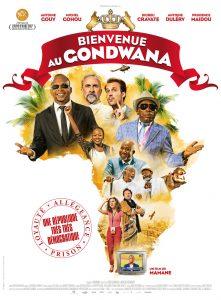 Bienvenue au Gondwana - Affiche