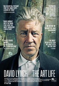 David Lynch - The Art Life - Affiche