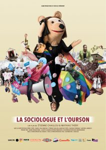Affiche de La sociologue et l'ourson