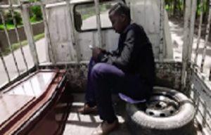 A ride in the coffin de Pluivier Benko