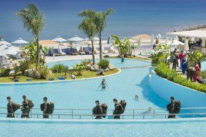 Le groupe de militaires arrive à Chypre (Voir du pays)