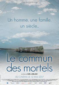 Affiche du documentaire Le commun des mortels