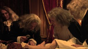 Louis XIV mourant