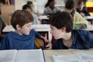 Primaire - Denis et Sacha en classe