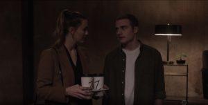 Twin Peaks - Tracy et Sam