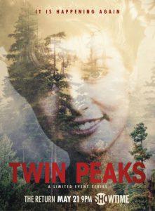 Affiche de Twin Peaks saison 3