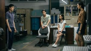 Bad genius - Discussion des organisateurs