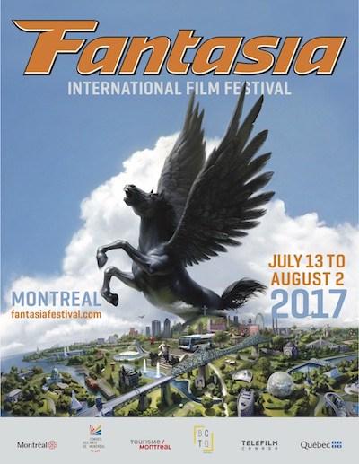Affiche du Festival Fantasia