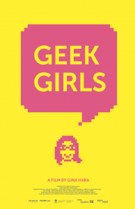 Geek Girls - Affiche