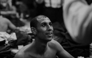 Mohamed Dhiaa Gharbi, dans Rue de la Victoire