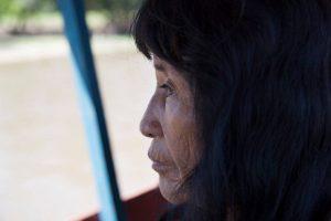 Icaros : Femme de Shipibo Conibo