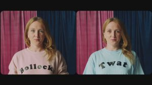Hollie McNish, dans Pink or Blue