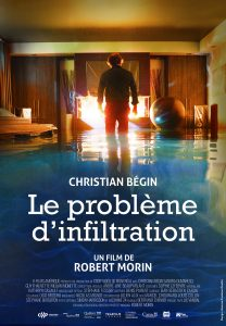 Probleme infiltration - affiche