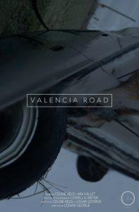 Valencia Road - affiche