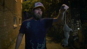 Matthew Fouse, dans Rat Film