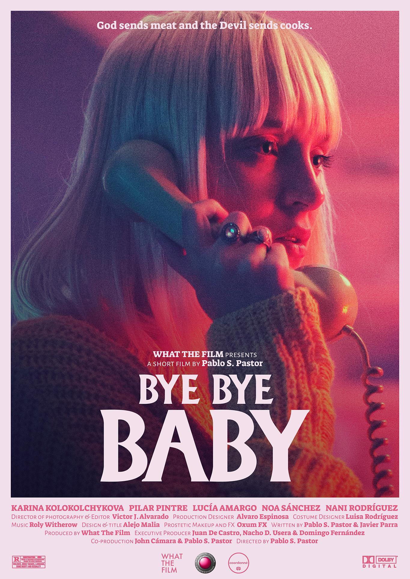 Bye Bye Baby - Angoisse - Le Petit Septième