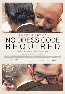 No Dress Code Required - Affiche