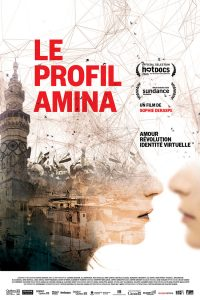 Affiche du documentaire Le profil Amina