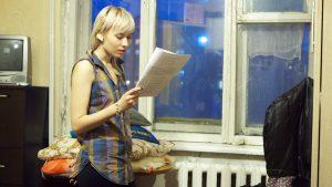 Une adolescente, écrivaine, qui rêve de quitter Norilsk (Sur la lune de nickel)