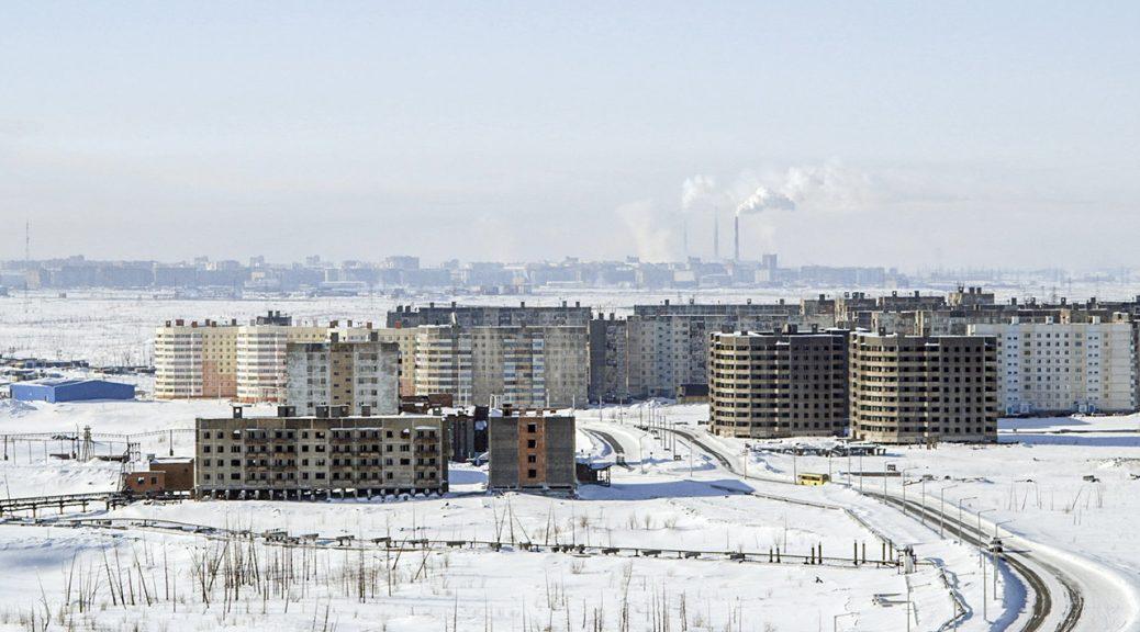 La ville de Norilsk (Sur la lune de nickel)