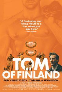 Tom of Finland - Affiche