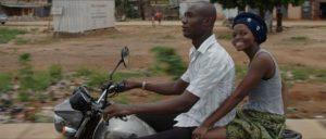 24 Davids - Un David Africain avec sa compagne