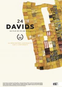 24 Davids - Affiche