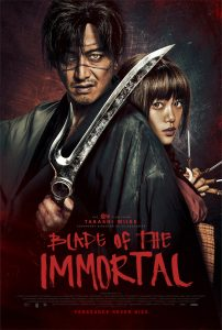 Blade of the Immortal - affiche