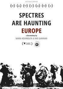 Affiche de Des spectres hantent l'Europe
