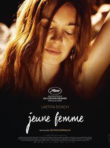 """Affiche de """"Jeune femme"""""""