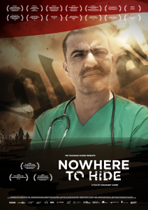 Affiche de Nowhere to Hide