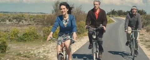 Molière à bicyclette – À la jonction du cinéma et du théâtre