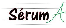 Logo de Sérum A - révision linguistique