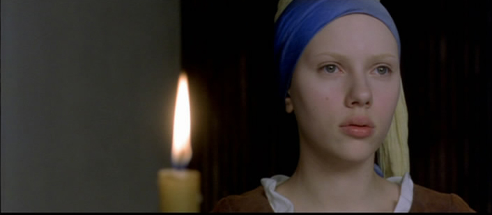 Girl with a pearl earring – Tout en lumière