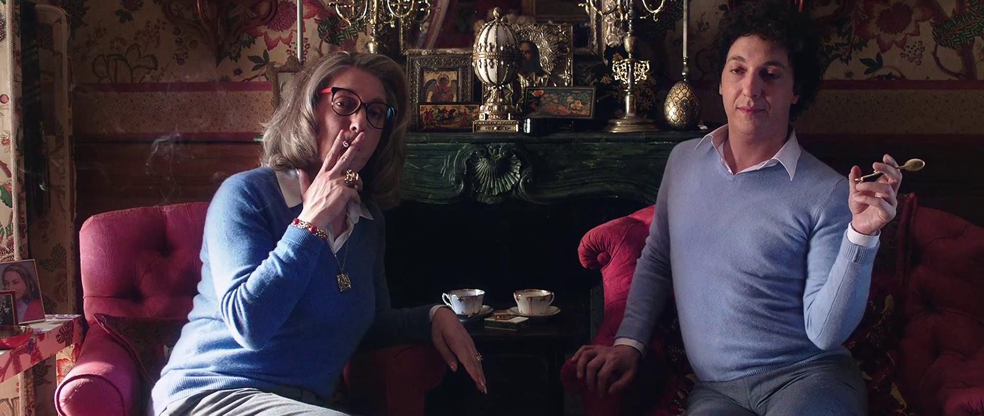 Les garçons et Guillaume, à table! – Le souffle des femmes