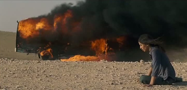 Scène du film Incendies