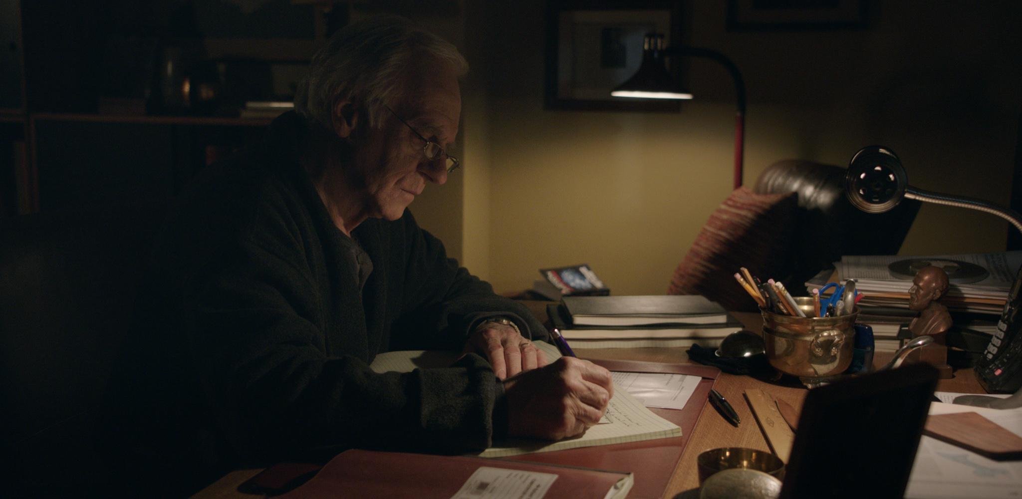 Le journal d'un vieil homme – Adieu