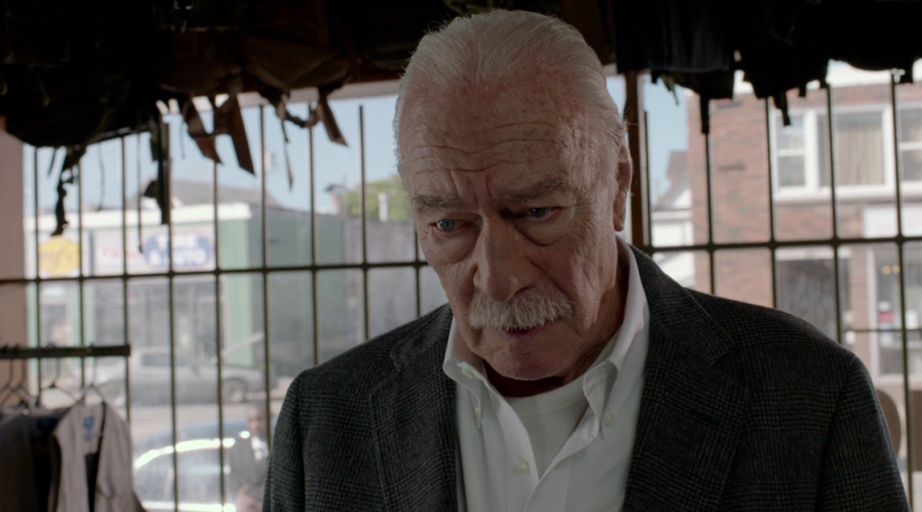 Christopher Plummer dans Remember d'Atom Egoyan