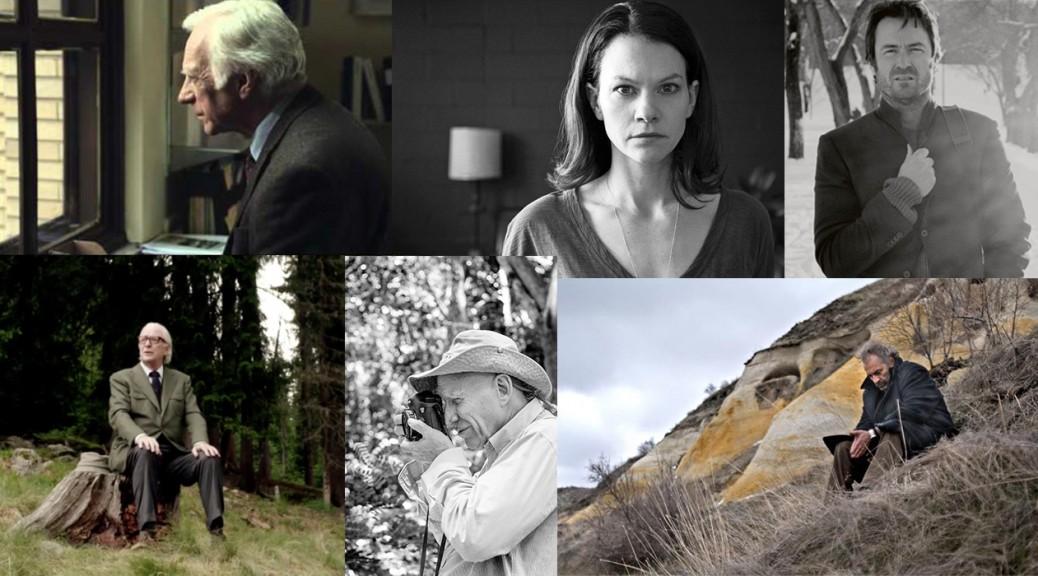 Montage de scènes des films : Le journal d'un vieil homme, Chorus, Youth, Le sel de la terre et Sommeil d'hiver.