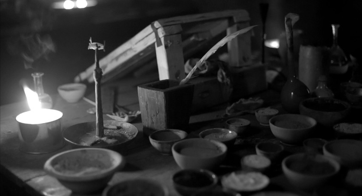 Acarus Dumdell ou la théorie de la fiction – Druides et alchimistes