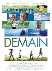 Affiche du documentaire Demain