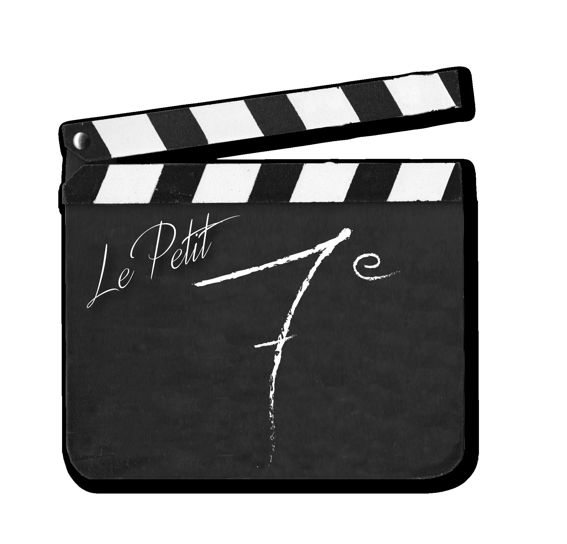 Logo du Petit Septieme - Clap