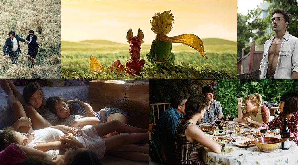 Images des films du top 5 cinéma d'Annie